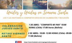 Actividades de Semana Santa 2021